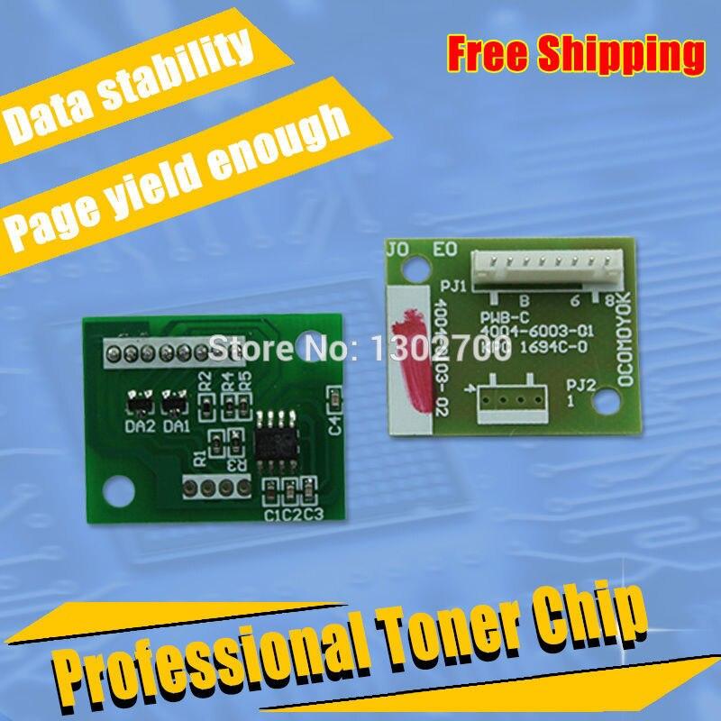 Compatible IU-610K C M Y drum cartridge chip for Konica Minolta Bizhub C451 C550 C650 451 550 650 Photocopier Imaging unit reset mebelvia beauty sleep via flex standart 180х200
