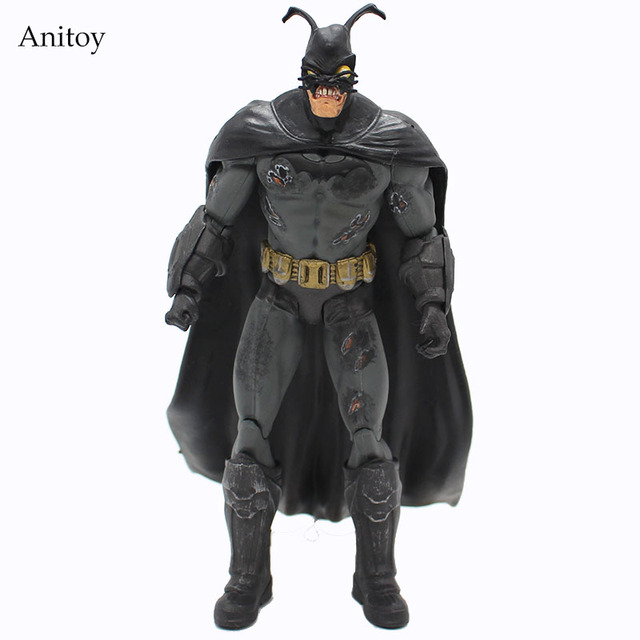 DC Comics Superheros Batman Movable PVC Figure Toy Collectible 18 cm KT4066