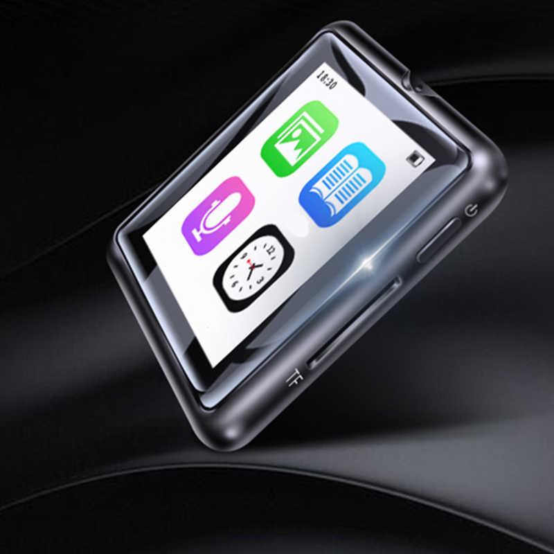 Mahdi New arrival mini bluetooth Mp3 odtwarzacz, obsługa karty TF jeden klucz A-B powtórzyć do nauki. Waga 21g