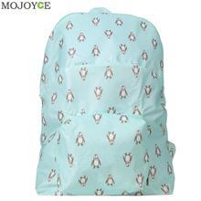 Мультфильм женщины рюкзак водонепроницаемый складной нейлон школьный дорожная сумка женская Back Pack дизайнер Mochilas Mujer рюкзак