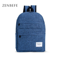 ZENBEFE New Design Backpacks For Laptop Unisex School Bag For Teenagers Durable Women Bags For Travel