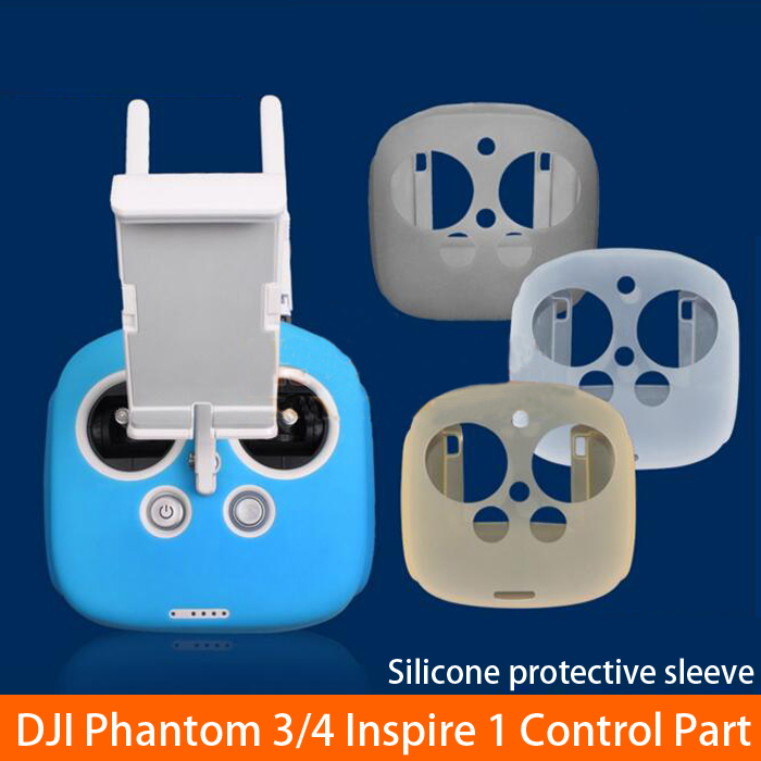 DJI Phantom 3 4 Inspire 1 Remote Control Protective Clothes Resistance Soiling Skidproof Silicone Case for