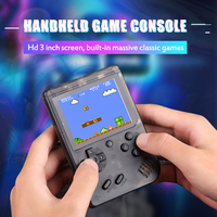 Retro Classic Childhood   Game     Handheld     Game     Players   Lithium Battery 3.0