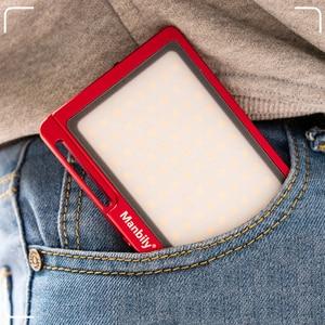 Image 5 - Ультра тонкий портативный светодиодный светильник для фотосъемки, светодиодный светильник с регулируемой яркостью