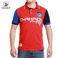 SUPYACH Men S Champion Short Sleeve Polo Shirt