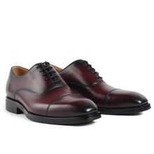 2017 Italy Hot Sale Superstar Vintage Custom Mens Oxford Shoes Formal Luxury Party Wedding Real Genuine Leather Original Design