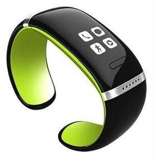 imágenes para L12S OLED Pulsera Inteligente rastreador De Fitness Bluetooth Llamada Sync Reloj Smartwatch Para iPhone Nokia HTC Google Android de Windows Phone