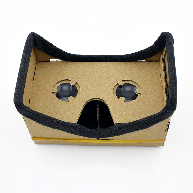 Virtual Reality Glasses Google Cardboard Glasses 3D Glasses VR Box Movies for iPhone 5 6 7 SmartPhones VR Headset 11