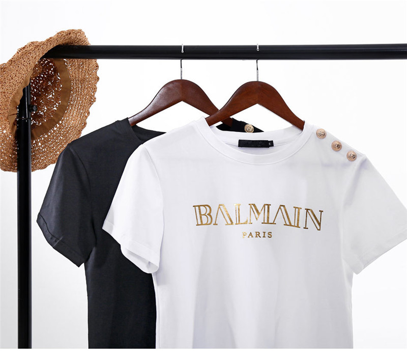 balmain shirt Buy women paris t shirts and get free shipping on AliExpress.com