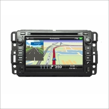 For Buick Enclave 2008-2011 – Car DVD Player GPS Navigation Touch Screen Radio Stereo Multimedia System