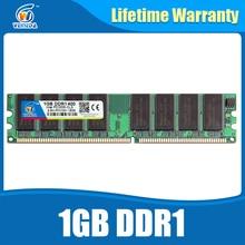 DDR1 4 ГБ 4×1 ГБ PC3200 400 мГц 184Pin DDR PC3200 DDR 400 мГц Совместимость с DDR 333 PC2700 PC2100 CL3 памяти ddr