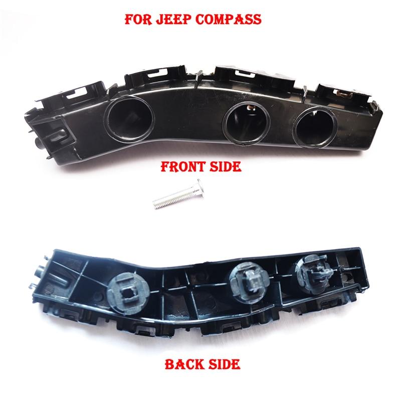 for 2014 2018 Toyota Corolla Rear Left LH Upper Bumper Cover Support Bracket