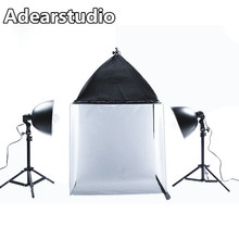 Photo Studio Light Tent Kit PHOTO Box Photographic equipment 60cm softbox kit photo studio box softbox lighting kit CD50