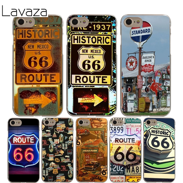 coque iphone 6 route 66