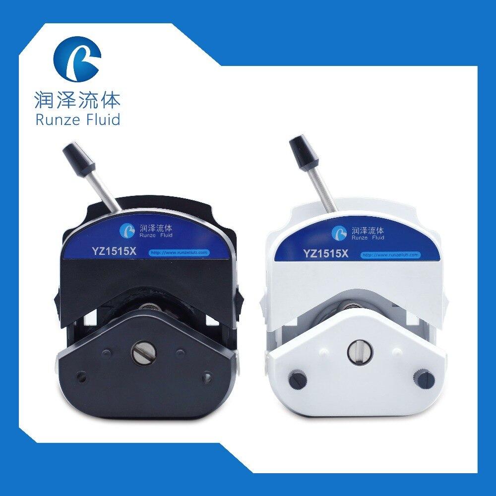YZ1515 Peristaltic Pump Head Easy Loading Easy Installation misecu easy installation plug
