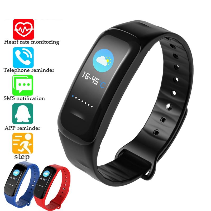 Sport Smart Bracelet Men Women Watch Bluetooth Clock Heart Rate Blood Pressure oxygen Sleep Monitor Pedometer Smart Wristband