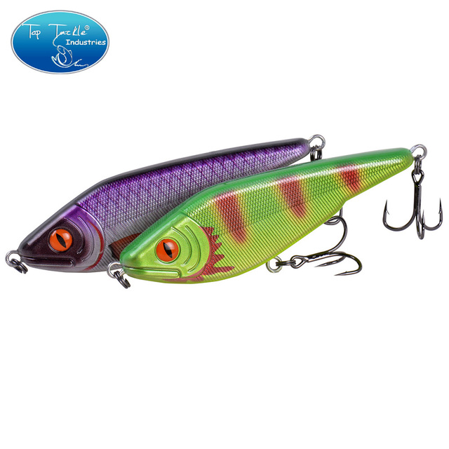 Cheap  150mm 78.5g Motion Buster Pencil Lure Jerk bait Lifelike Slow Sinking Fishing Lure