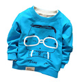2015 new spring&autumn baby boy shirt cotton long-sleeve t-shirts cartoon kids t-shirt 0-2 year sport baby casual t shirt