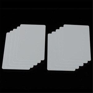 Image 5 - JRGK 10pcs IC Card KeyFobs S50 Mifare 1K ชิป 13.56MHz การ์ด RFID Access Control