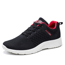 2018 New Style Mens Fly Texture Four Seasons Shoes Non-Slip Movement Leisure Trend Sneakers a Generation of Fat