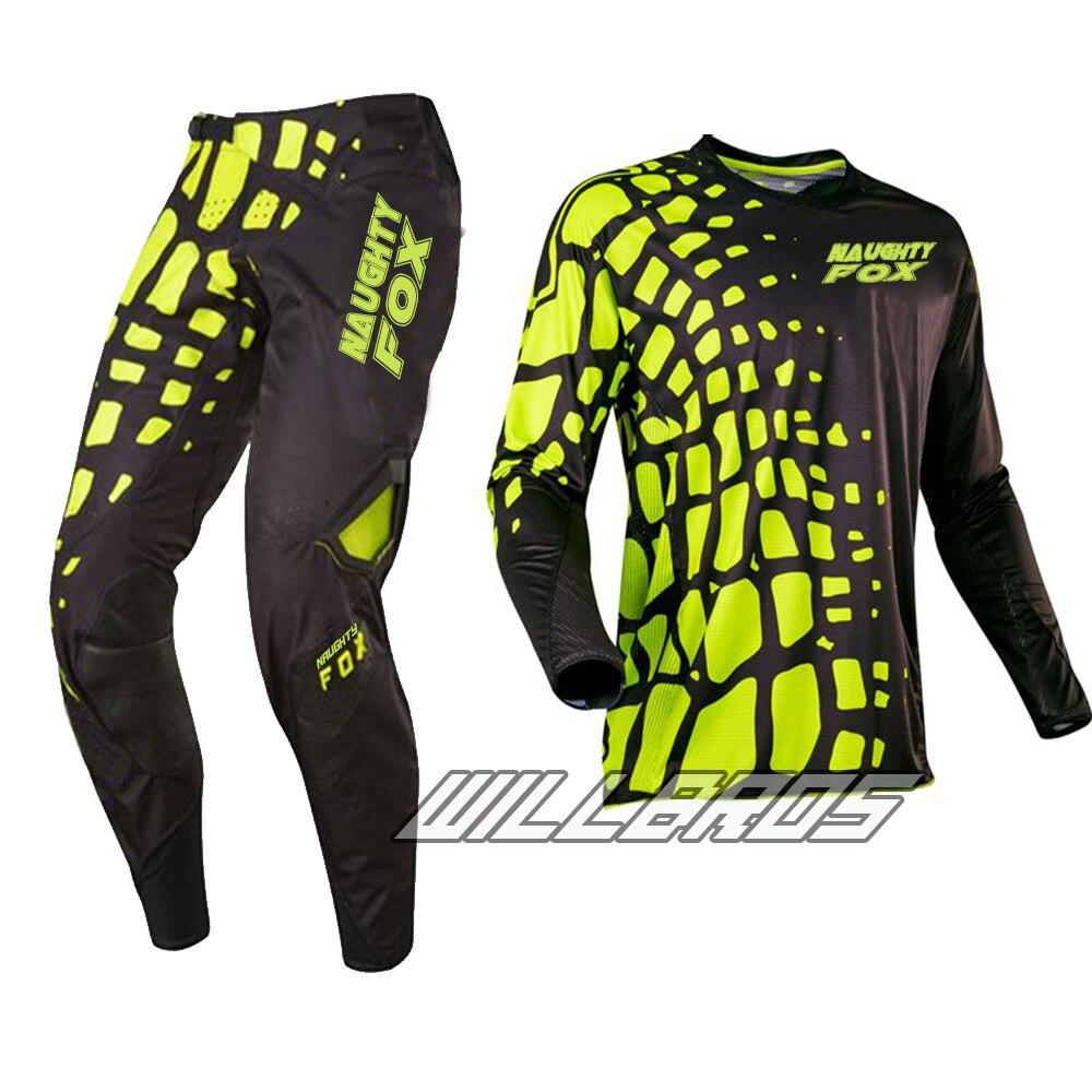 MX 360 Grav Black Yellow Racing Jersey & Pant Combo Motocross Offroad ATV Dirt Bike Gear SetMX 360 Grav Black Yellow Racing Jersey & Pant Combo Motocross Offroad ATV Dirt Bike Gear Set