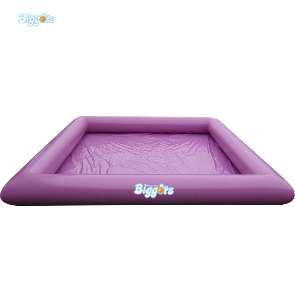 Inflatable Biggors Партии Плавательный Бассейн Надувной Бассейн Для Девочек Спортивные Игры