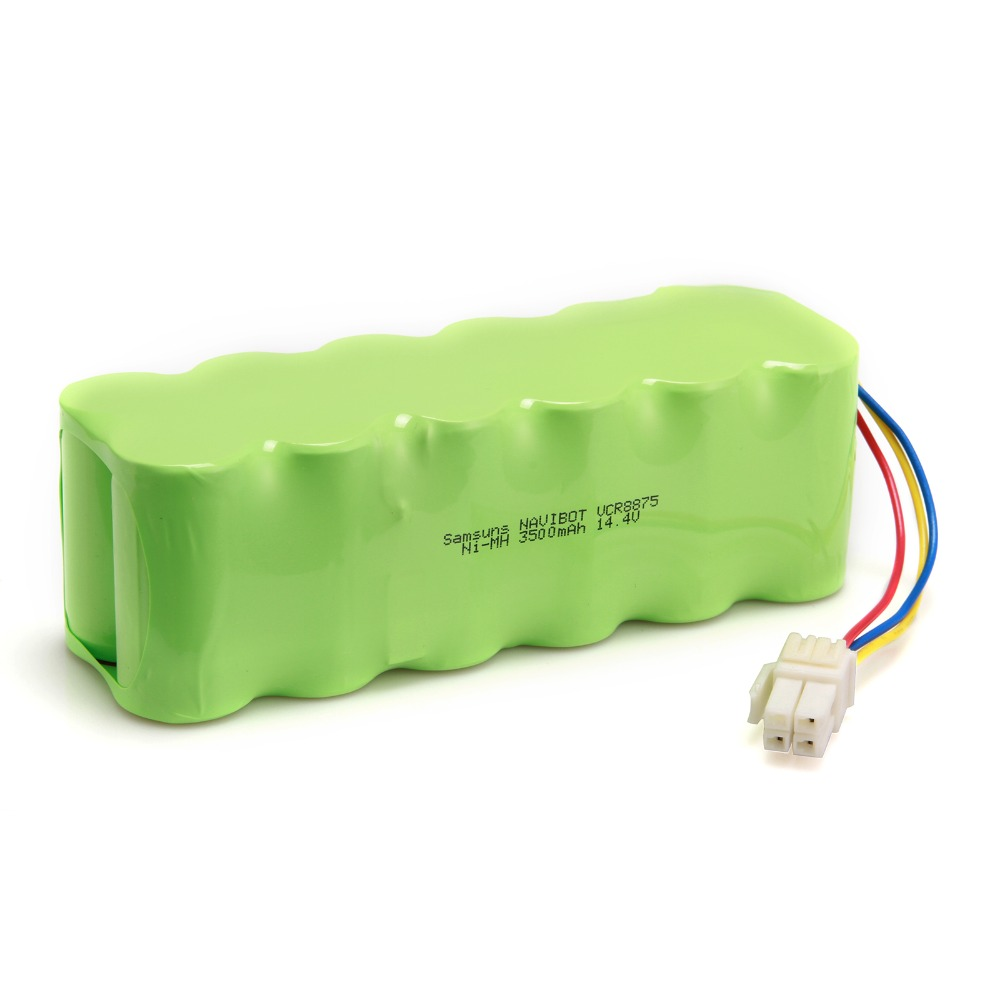 Kit de batterie sous vide Anmas Power NI-MH 14.4 V 3500 mAh pour Samsung NAVIBOT VCR8875 VCR8845