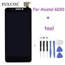 Новый ЖК-дисплей Дисплей + дигитайзер Сенсорный экран для Alcatel One Touch Idol 6030 OT6030 6030D OT6030D OT6030X OT6030A Бесплатная доставка