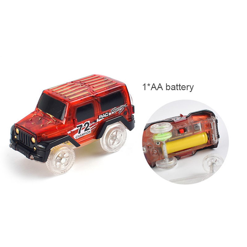 Electronics-Car-Toys-With-Flashing-Lights-Educational-Toys-For-Children-Boys-Birthday-Gift-Boy-Play-Magic-Track-Together-2