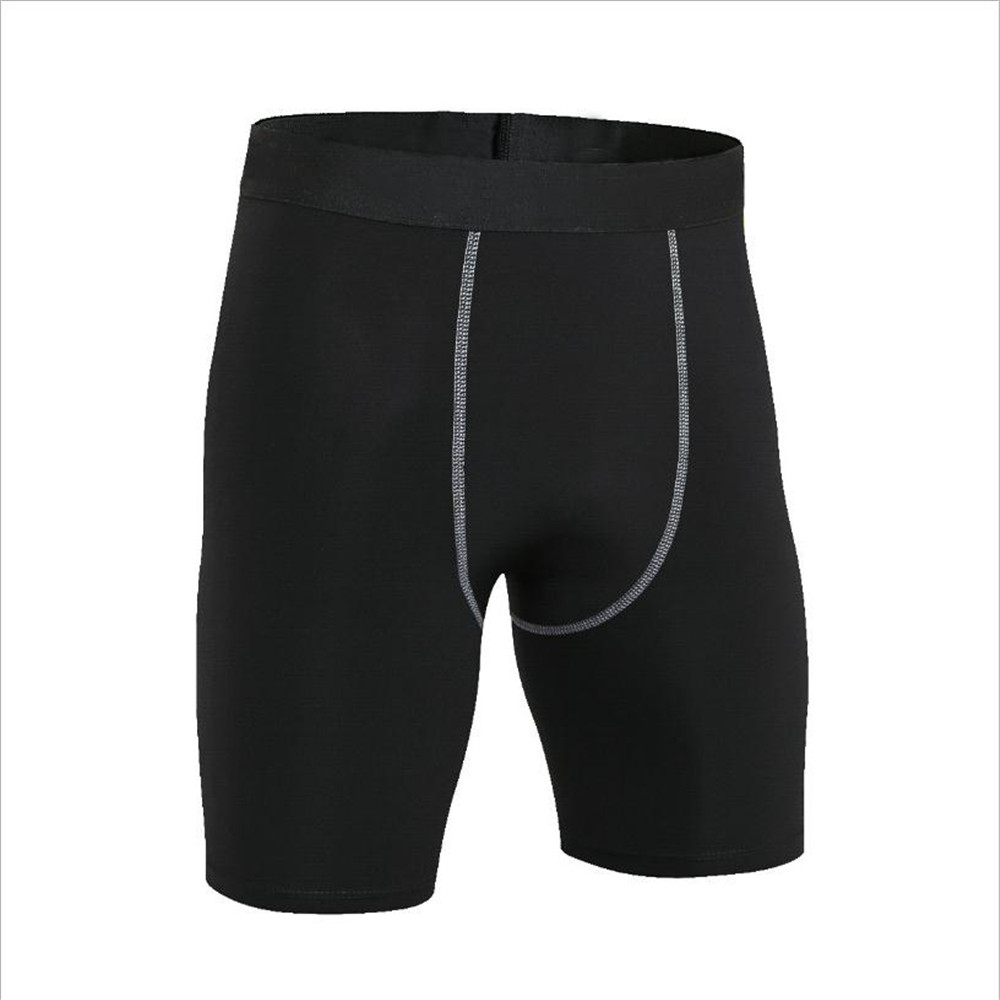 YUERLIAN 2018 Men Tight PRO Shorts Sporting Gym Trainning Quick Dry Pants Exercise Basketball Football Sport Breathable Pants