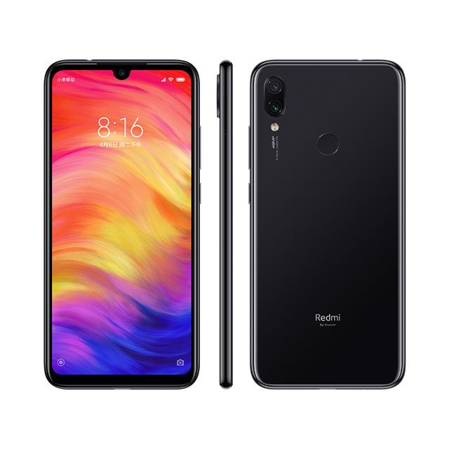 Global Version Xiaomi Redmi Note 7 4GB 64GB Mobile Phone Snapdragon 660 Octa Core 4000mAh 48MP 5MP Dual Cameras 6.3″ Full Screen