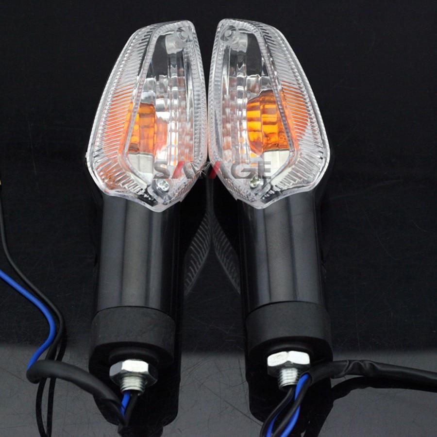 Pour HONDA CBR 250R 2010-2015/CBR 300R 2014-2015/CB 300F 2014-2015 Moto tournant Du Signal Voyant Lampe
