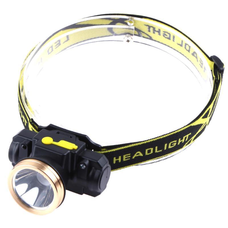 Mini Touch Sensor Headlight Wireless USB Rechargeable Battery Fishing Forehead LED Headlamp Night Light Bright Waterproof Torch