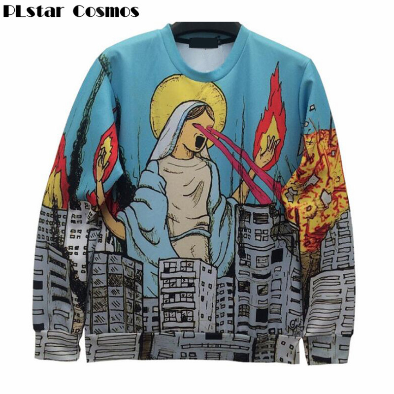 NEW Fashion 3D print sweatshirts men/women's print sweatshirt enchantress pullover hoodies free shipping size S-5XL