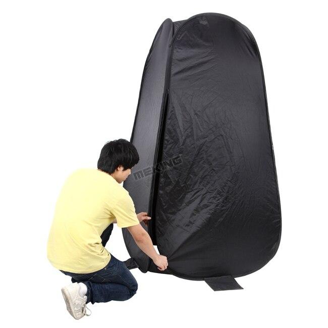 """Meking 195 см/6'"""" портативный душ палатка пляжный туалетный открытый кемпинг туалет уединение приют Кемпинг фотография всплывающая палатка"""
