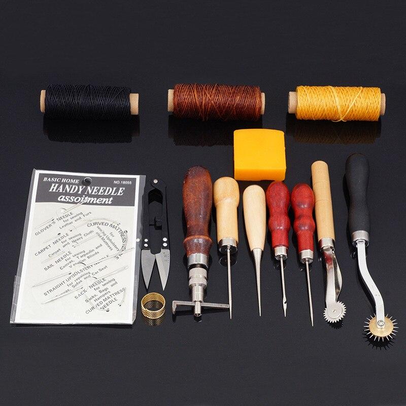 Leather tools kit 5
