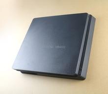 Carcasa delgada para consola de juegos PS4, reemplazo de alta calidad, nueva