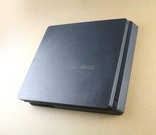 Marka yeni Playstation 4 Slim konut Shell kılıf kapak için PS4 Slim oyun konsolu için yüksek kaliteli yedek