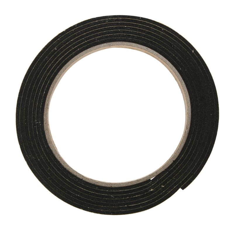Useful 2m*1m Single Sided Adhesive Waterproof Weather Stripping Foam Sponge Rubber Strip Tape For Window Door Seal Strip 10mm 20m 0 5mm double sided black sticky sponge foam tape gasket for android machine mainboard tablet panel seal dust proof