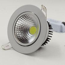 Dimmable LED Downlight 3W 5W 7W 10W 12W 15W 20W 24W Spot LED DownLight Dimmable 220V