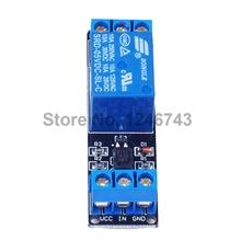 5PCS  Black 1Channel  5V Relay Module For Arduino PIC AVR DSP ARM