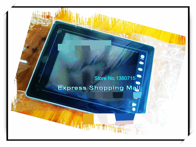New V806TD 5.7 inch TFT 64K color Touch screen 24VDC HMI sbart upf50 806 xuancai