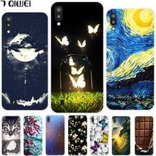6.22'' Para For Samsung Galaxy M10 Case Silicone Soft TPU Phone Case For Samsung Galaxy M10 Case M 10 Back Cover M105F Printing
