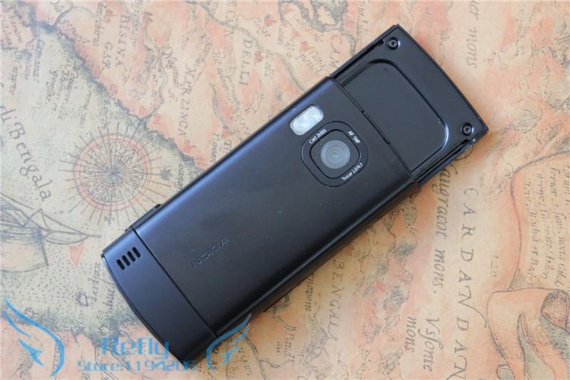 Refurbished phone NOKIA 6700s Mobile Phone Camera 5.0MP Bluetooth Java Unlocked 6700 slide Phone purple 4