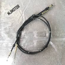1 пара стояночный тормоз кабелей для китайских SAIC ROEWE 550 MG6 авто деталей двигателя 10003656