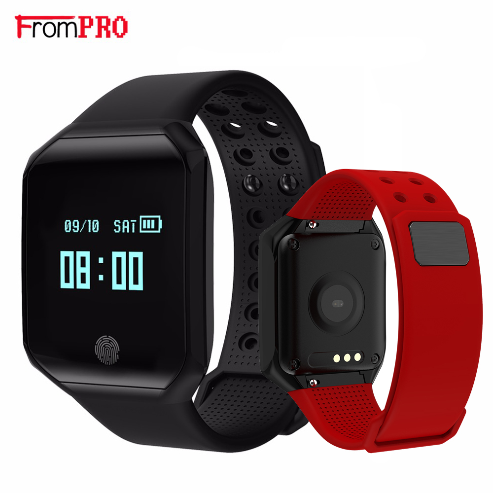 Smart Bracelet Z66 Waterproof Pedometer Men Band Heart Rate Blood Pressure Monitor Sport Sleep Tracker Watch For xiomi 3 Lenovo