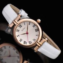Retro Simple Women s Watch Japan Quartz Hours Best Fashion Dress Bracelet Leather Girl Birthday Gift