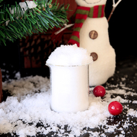 1kg DIY Artificial Snow Powder Festive Party Supplies For Christmas Party Decoration Special Festival Party Supply Hot Sale