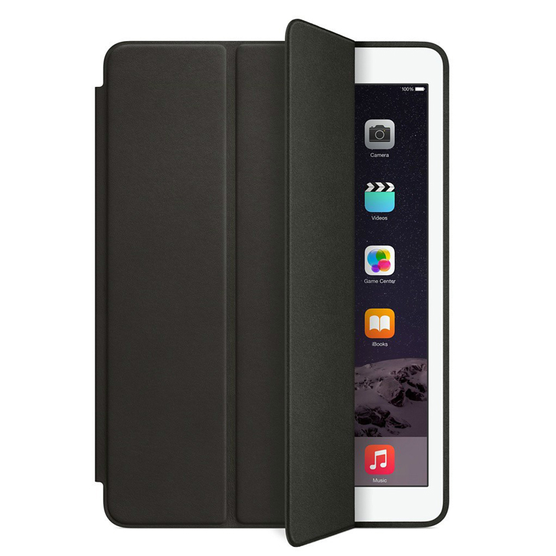 Funda inteligente para Ipad Air 2 funda Ultra Thin Flip Leather Stand - Accesorios para tablets - foto 1