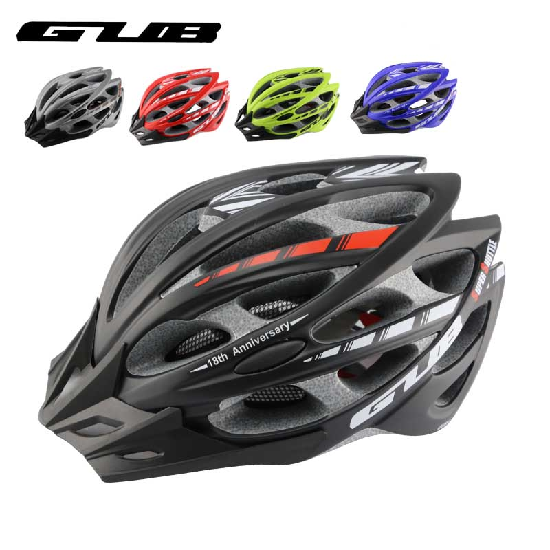 GUB Mountain Bicycle Helmet Cycling Helmet 57 61CM Men Women Casco Bicicleta Ultralight MTB Helmet Road Bike Accessories-in Bicycle Helmet from Sports & Entertainment    1